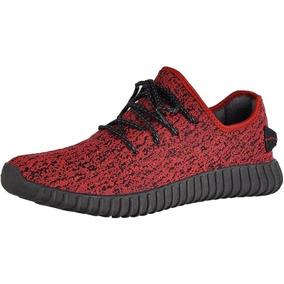 Tênis Sneaker Super Leve Macio Calce Fácil Conforto Running