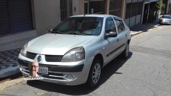 Renault Clio Sedan 2003 1.0 16v Expression 4p