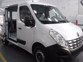 Renault Master 2.3 L1h1 Aa Min Anticipo $335.000 A Cuotas Hc
