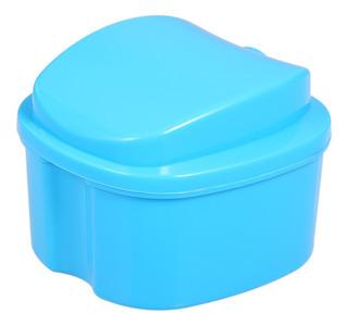 Caja De Baño De Dentadura Postiza Caja De Almacenamiento De