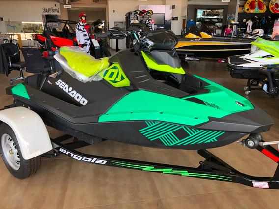 Jet Ski Spark Trixx 90 Hp 2019.(ultima Unidade Disponível)