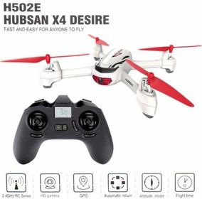 Drone Hubsan H502e C/ Gps Hd 720p Rth (pronta Entrega)