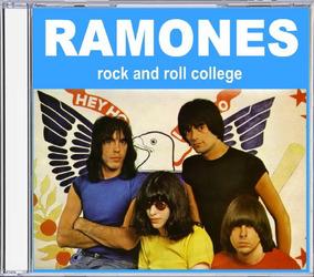 Ramones - Rock And Roll College Live Evanston 1979