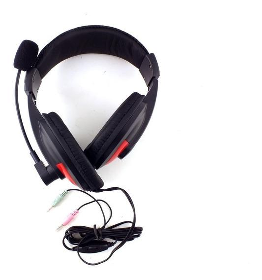 Headphone Feinier Chat Pro Fe-925 Com Microfone Preto A10111