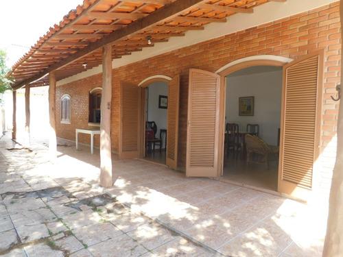 Casa Térrea Mobiliada C/ Edícula A Venda Na Praia Em Peruíbe