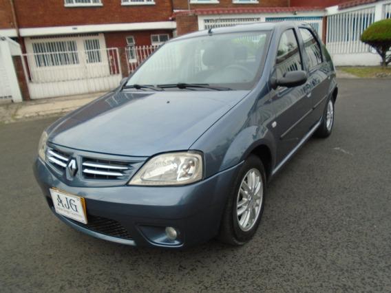 Renault Logan Dynamique Aa Cc 1.6 Mod 2008