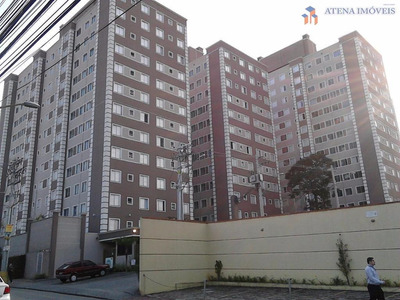 Spazio Santa Isabel - Apartamento Á Venda Com 02 Dormitórios E 01 Vaga De Garagem. - Ap0823