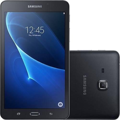Tablet Samsung Galaxy Tab A 7 Preto Tela 7 4g Wi-fi 8gb T285