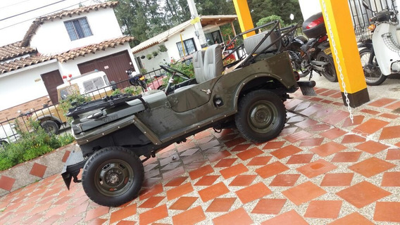 Jeep Willys Willys 1951