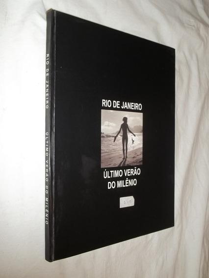 Livro - Rio De Janeiro - Último Verão Do Milênio