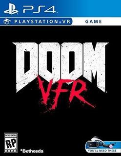 Ps4 Doom Vfr