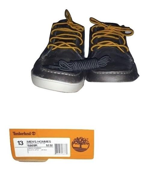 Botas Zapatos Timberland Original Casual Talla 13