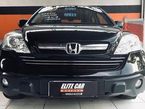 Honda Cr-v 2.0 Exl 4x4 Automática