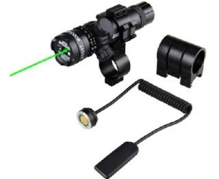 Mira Laser Para Carabinas De Pressão E Airsoft Trilho11/20mm