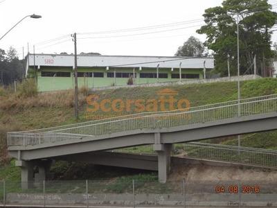 Galpão Comercial Para Locação, Centro, São Lourenço Da Serra. - Ga0147