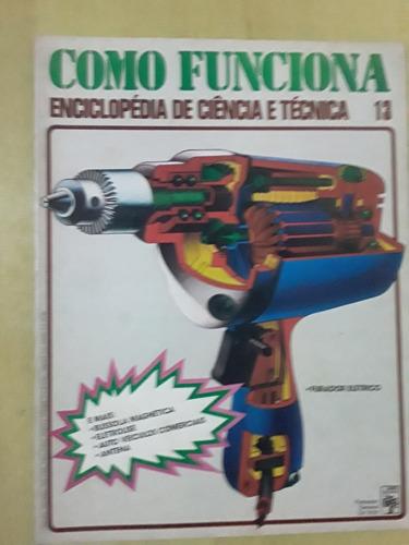 Pl163 Revista Fasc Como Funciona Nº13 Antena Veículos Comerc