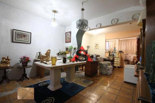 Apartamento Com 3 Dormitórios À Venda, 140 M² Por R$ 380.000,00 - Vila Monumento - São Paulo/sp - Ap43685