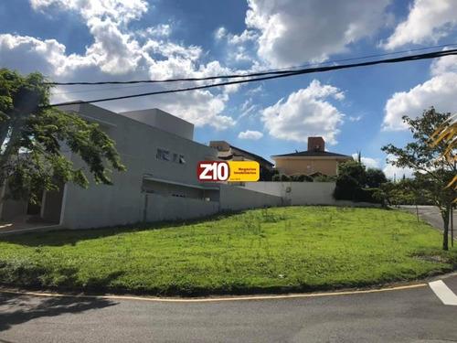 Imagem 1 de 2 de Te06102- Condominio Fechado Portal De Itaici - At  476,83 M² Tr De Esquina- Venda 544mil - Indaiatuba/sp - Z10 Negocios Imobiliários. - Te06102 - 68447301