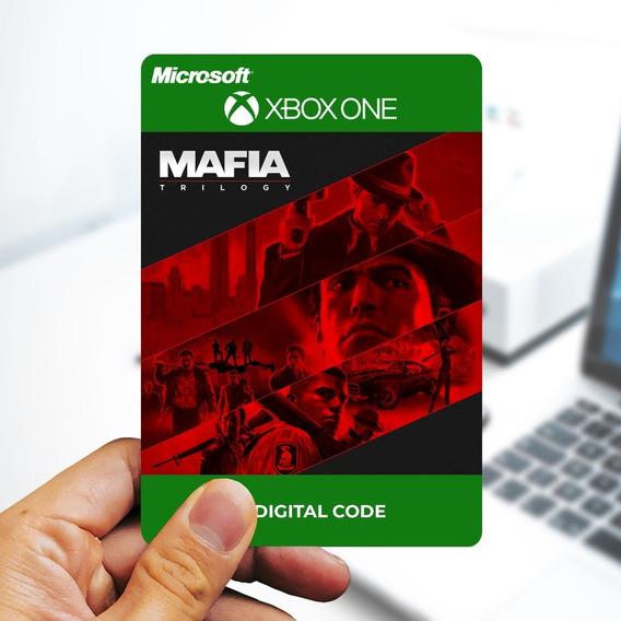 Mafia: Trilogy - Cartão 25 Dígitos - Xbox One