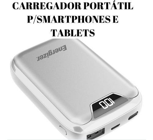 Carregador P/celular Portátil Ue10042 Wh Max Energizer