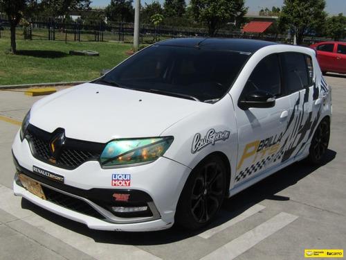 Renault Sandero Rs Mt 2.0