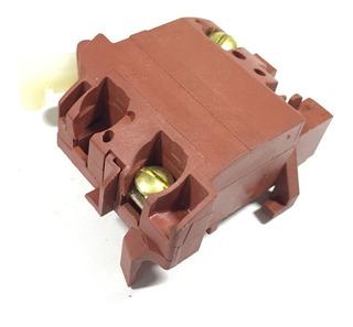 Llave Interruptor Bosch Original Para Amoladora Gws 7-115