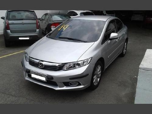 Honda Civic 2.0 Lxr 2014