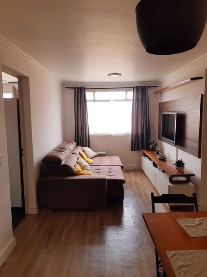 Apartamento À Venda Na Estrada Manoel Lages Do Chao, Jardim Caiapiá, Cotia - Sp - Liv-5300