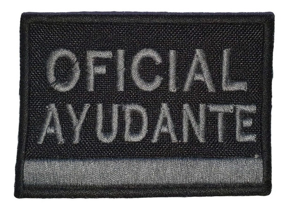 Insignia Grado Jerarquía Policía De La Ciudad Baja Visib