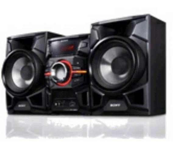 Equipo De Sonido Sony Genezi Mhc-ex88