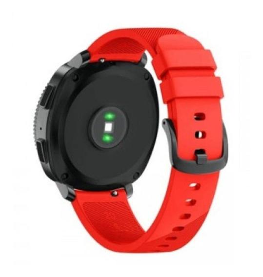 Pulseira Silicone Relógio Samsung Galaxy Watch 42mm Bt