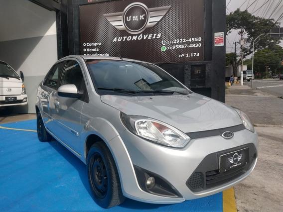 Fiesta Sedan 1.6 Completo 2013 Financiamos