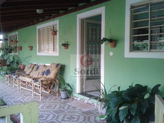 Casa Residencial À Venda, Centro, Cajuru. - Ca0363