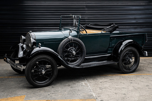 Ford Modelo A Pick-up 1929