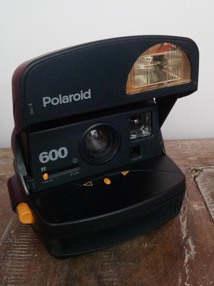Polaroid 600 Máquina Fotográfica - Não Sei Se Funciona