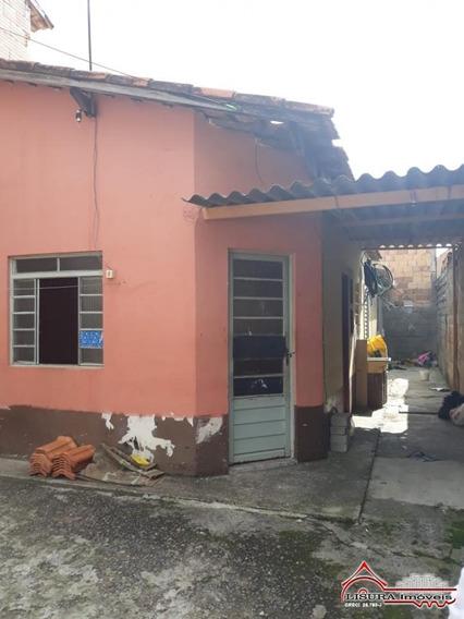 Casa Barata De Mais Para Reforma!!! Jd Santa Marina Jacareí - 6230