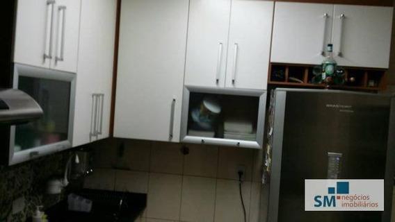 Apartamento Residencial À Venda, Santa Maria, São Caetano Do Sul. - Ap0655