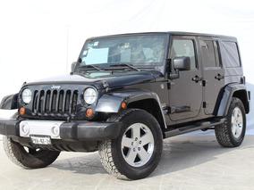 Jeep Wrangler 4p X Sahara Unlimited Aut 4x4