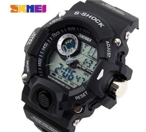 Relógio Esportivo Original Skmei 1029 Prova D