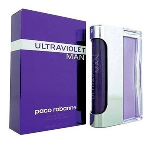 Imagen 1 de 1 de Ultraviolet Man Edt 50ml / Prestige Parfums