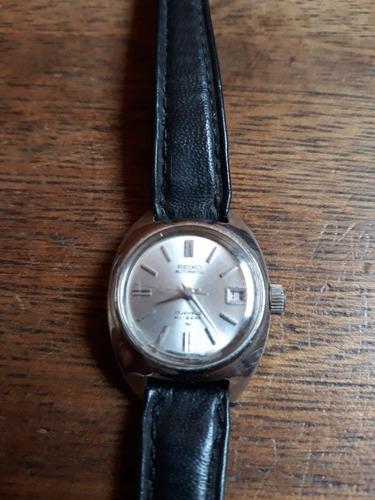 Relógio Seiko Automatic Feminino Leia A Descrição (thelma)