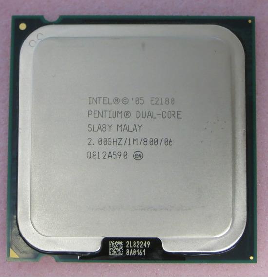 Processador Intel 05 E2188 Pentium Dual-core 2.0ghz + Cooler