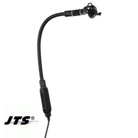 Microfone Para Sanfona Acordeon Gaita Xlr Cx516w Jts
