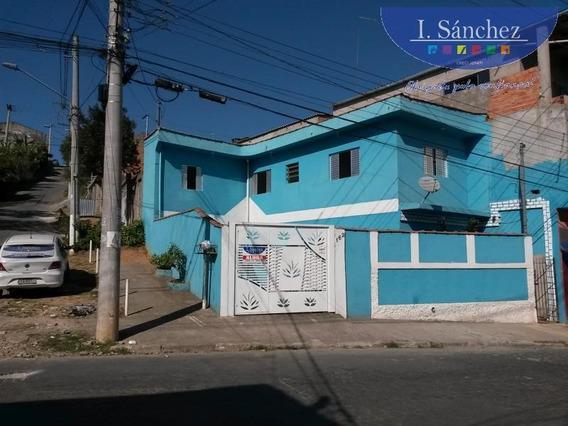 Casa Para Locação Em Itaquaquecetuba, Residencial Pamela, 2 Dormitórios, 2 Banheiros, 3 Vagas - 190516