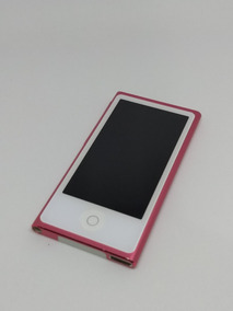 iPod Nano 7 16gb Bluetooth Rosa Rádio Fm Parcelado - Df0gm