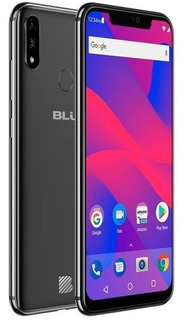Celular Blu Vivo Xi V0311ww- 6.2 Dual-sim -128gb-4g - Preto