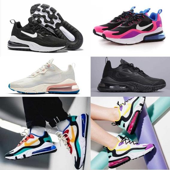 *~*zapatos Nike Air Max 270 React *~*