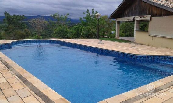 Chácara Com 4 Dormitórios À Venda, 5140 M² Por R$ 700.000,00 - Floresta Escura Ii - São Pedro/sp - Ch0109