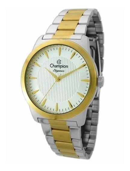 Relógio Champion Feminino Bicolor Cn27492b