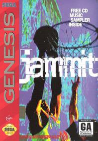 Jammit (completo) - Sega Genesis